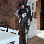 Pantomime - Decorative Mannequin Art London