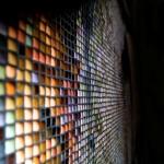 Mosaic Panel Painting London