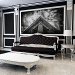 Luxury Fine Art by Mosaics Art London - French Pyramid - Limited Edition Series Wall Art Decor