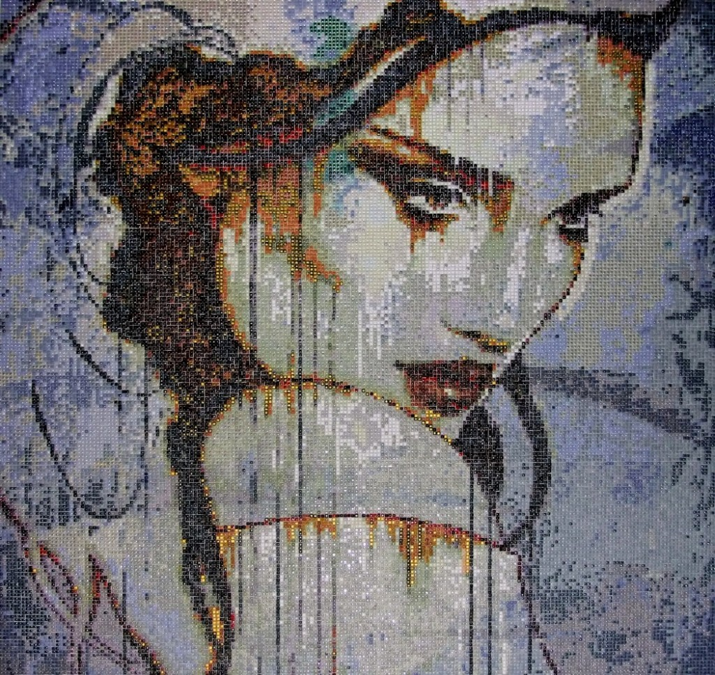 Mosaics art london mosaic wall art panels and mosaic Mosaic tile wall designs