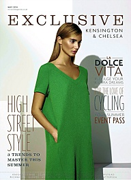 Article Exclusive Magazine London Kensington Chelsea